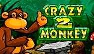 Игровой автомат Crazy Monkey 2 без регистрации онлайн