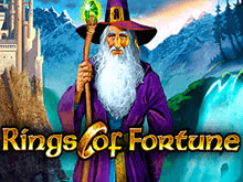 Видео-слот Rings Of Fortune в онлайн казино Вулкан